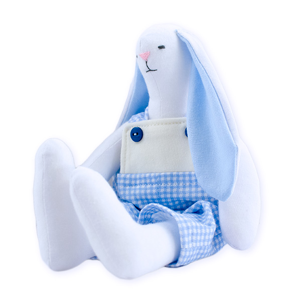 Cuties -  Small rabbit Henio