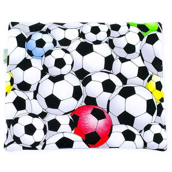 Cotton pillow 076 Sophie football 28x34